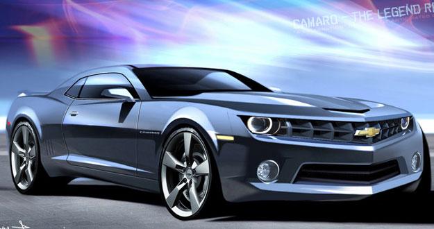 Chevrolet Camaro: Llega oficialmente a Chile