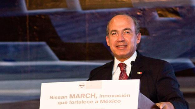 Nissan March inicia producción en Aguascalientes, México