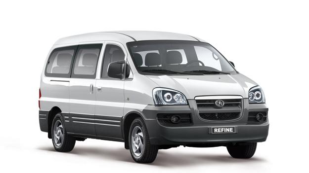 Éxito de ventas de JAC Refine Minibús
