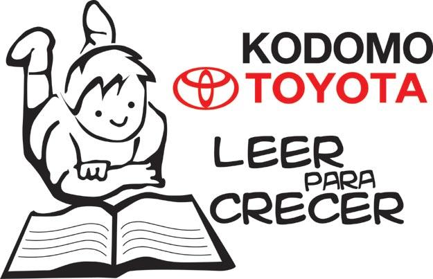Kodomo Toyota la iniciativa de la marca para apoyar la lectura infantil