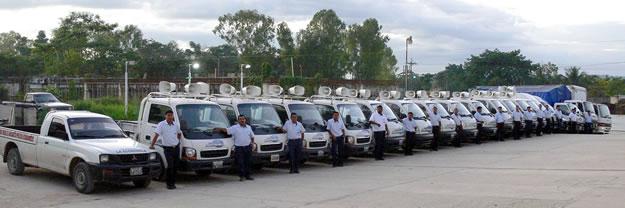 seguro de auto para flotillas