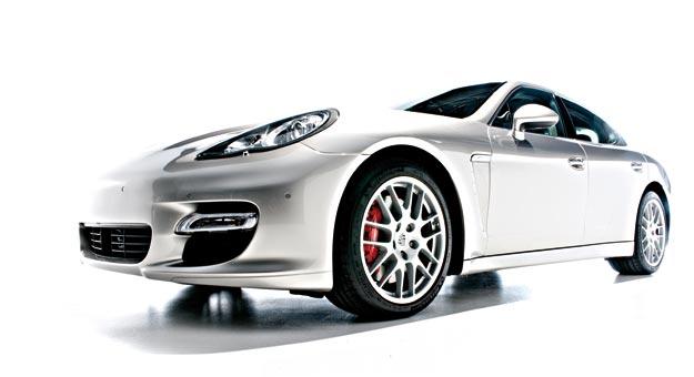 Porsche Panamera: Auto Interamericano del Año 2010