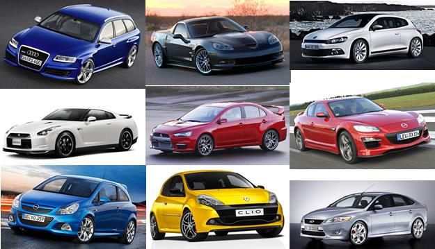 10 grandiosos autos que no se venden en México