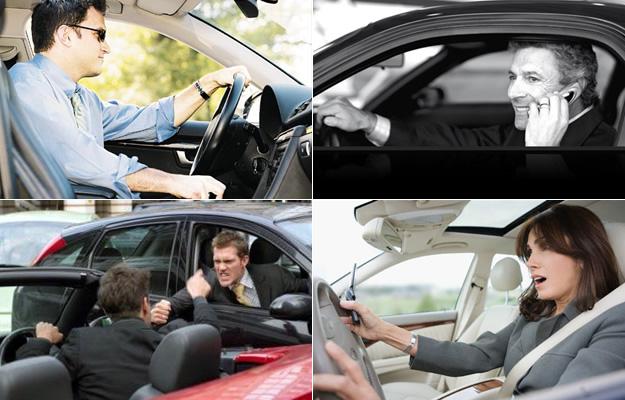 Conoce los diferentes tipos de conductor