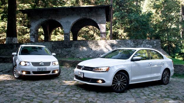 Volkswagen Nuevo Jetta 2011 a Prueba