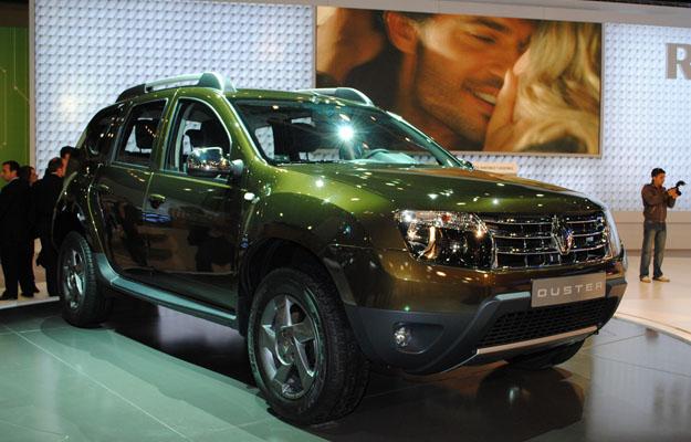 Renault Duster, debut en el Salón de Buenos Aires para América