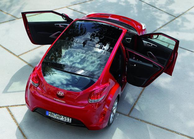 Hyundai Veloster: Debuta oficialmente en Chile