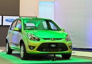Ford Ikon Hatchback 2012 debuta en el Salón de Guadalajara