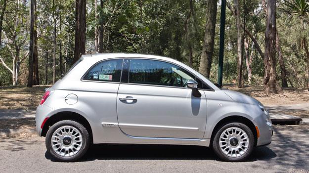 FIAT 500 Lounge 2012 a prueba