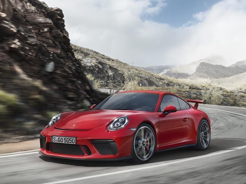 Porsche 911 GT3, deportivo puro