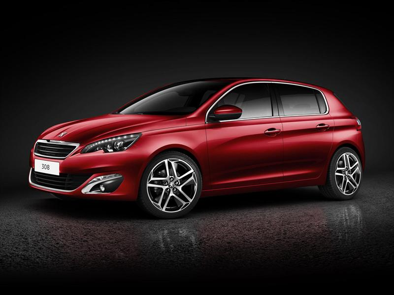 Peugeot 308 2014 se presenta