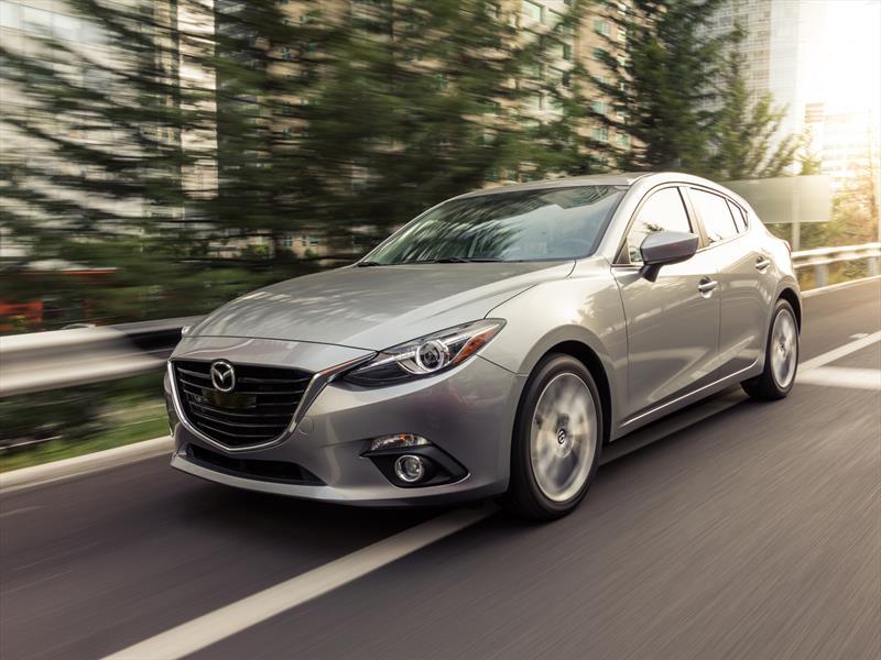 Mazda3 2014 a prueba en México - Autocosmos.com