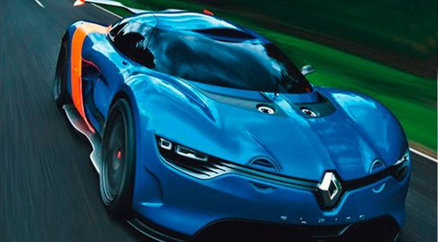 Renault revive la leyenda llamada Alpine, con el A110-50