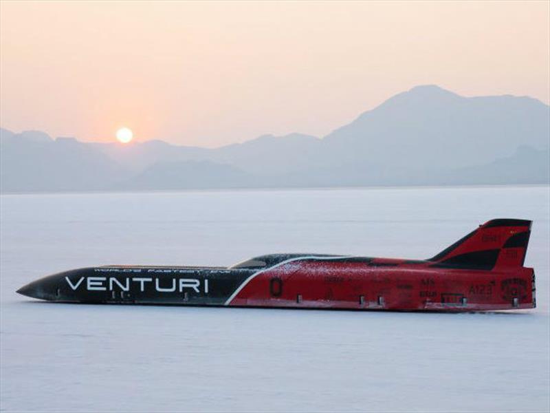 Venturi VBB-3: auto eléctrico más rápido del planeta