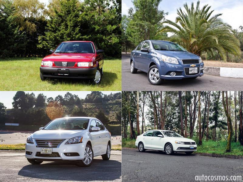 los vehiculos mas robados: