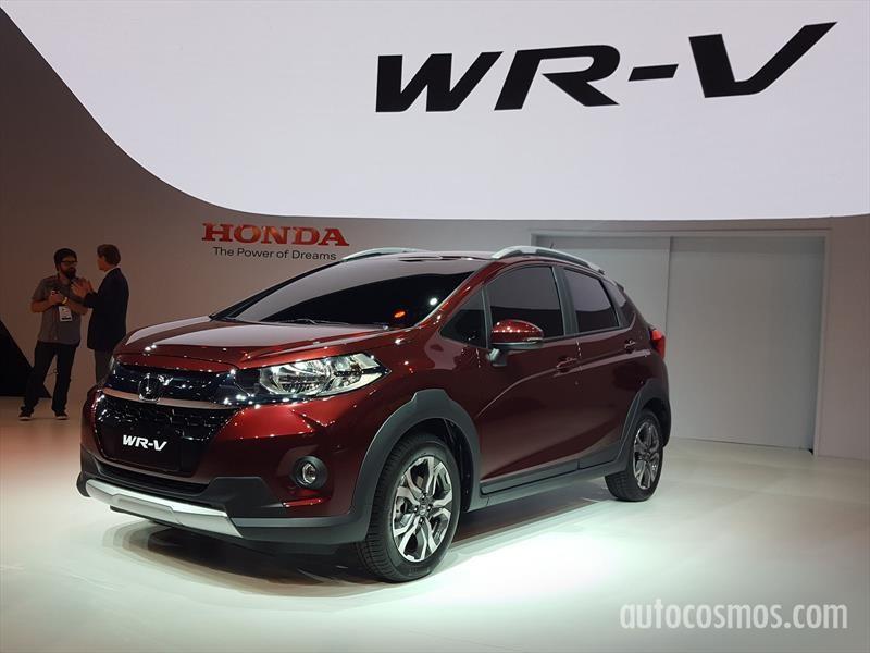 Honda WR-V se presenta en el Salón de San Pablo 2016