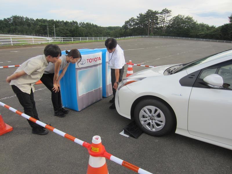 Toyota le declara la guerra a los choques traseros