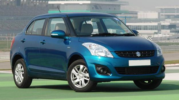 Maruti Suzuki Dzire 2012: &#191;Qu&#233; es esto?