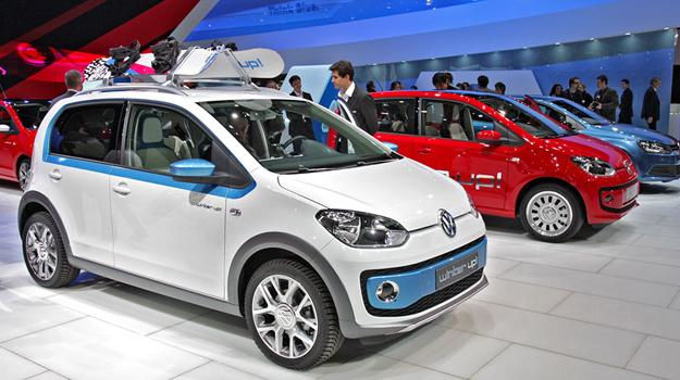 volkswagen up auto del a o 2012 en el mundo. Black Bedroom Furniture Sets. Home Design Ideas