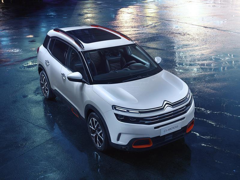 Citroën C5 Aircross, primera SUV de la marca, se presenta en China
