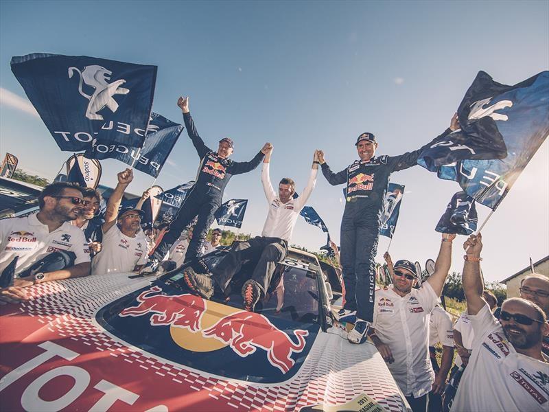 Estos son los ganadores del Rally Dakar 2017
