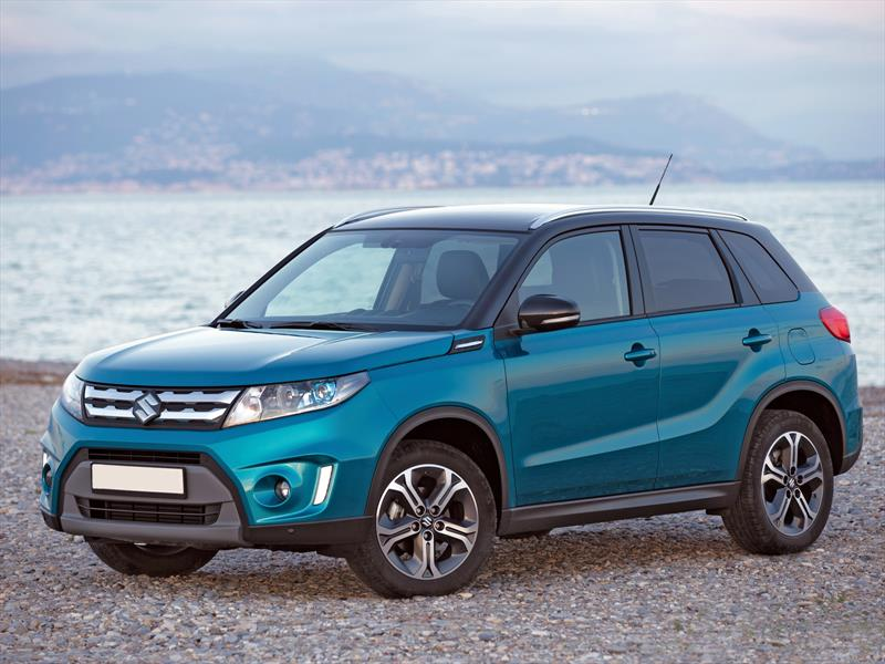 nuevo suzuki vitara 2016 inicia venta en chile. Black Bedroom Furniture Sets. Home Design Ideas