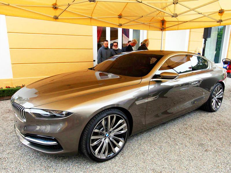 BMW Pininfarina Gran Lusso Coupe: Resultado sobresaliente