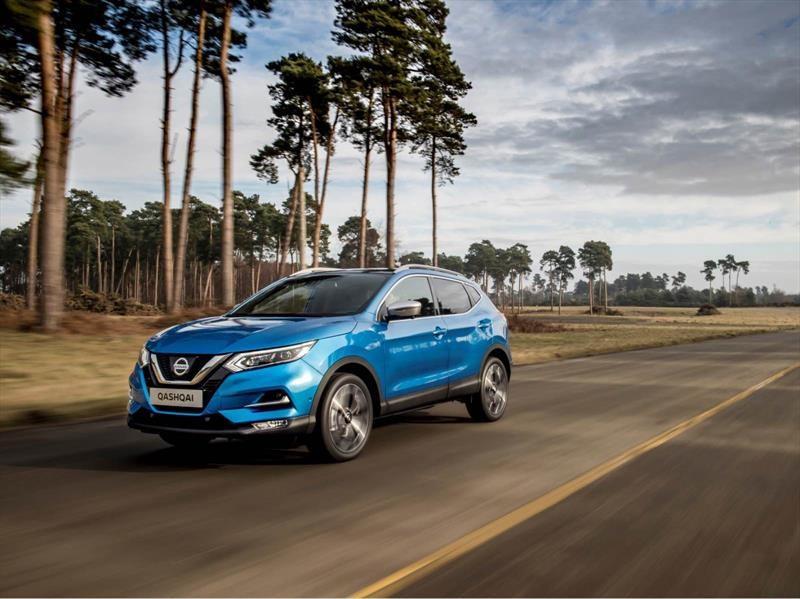 Nissan Qashqai 2017: cambios para seguir como líder