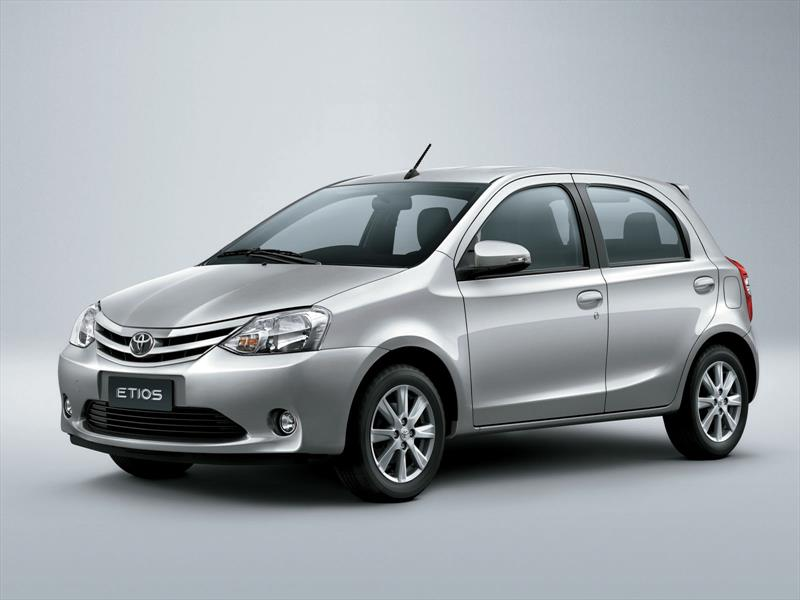 Toyota Etios se renueva en Argentina