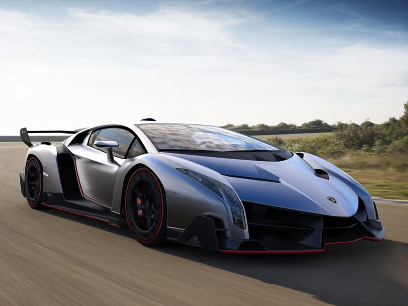 Lamborghini Veneno 2013, exclusivo, potente y radical