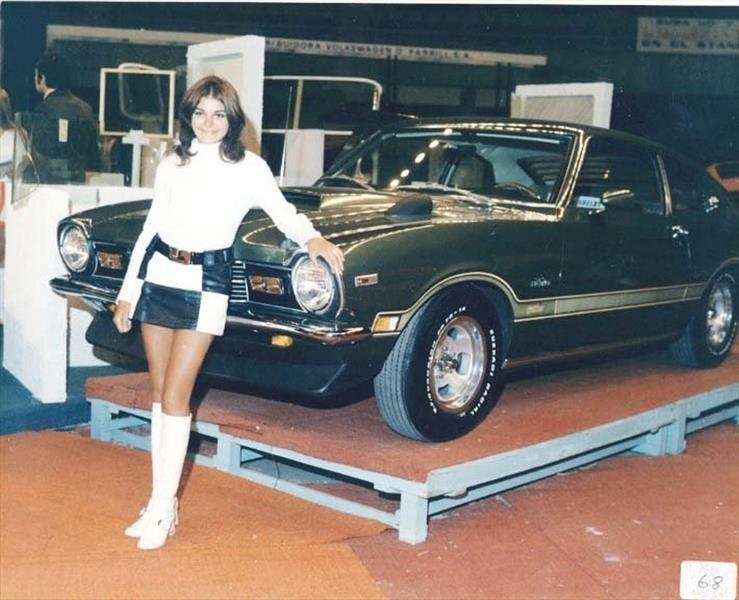 Maverick Shelby, el rarísimo muscle car mexicano