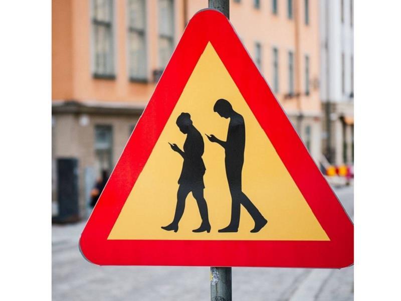 Suecia tiene nueva señal de tránsito