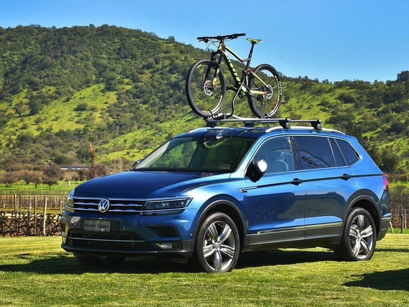El Volkswagen Tiguan 2018 llega a Chile desde $14.990.000