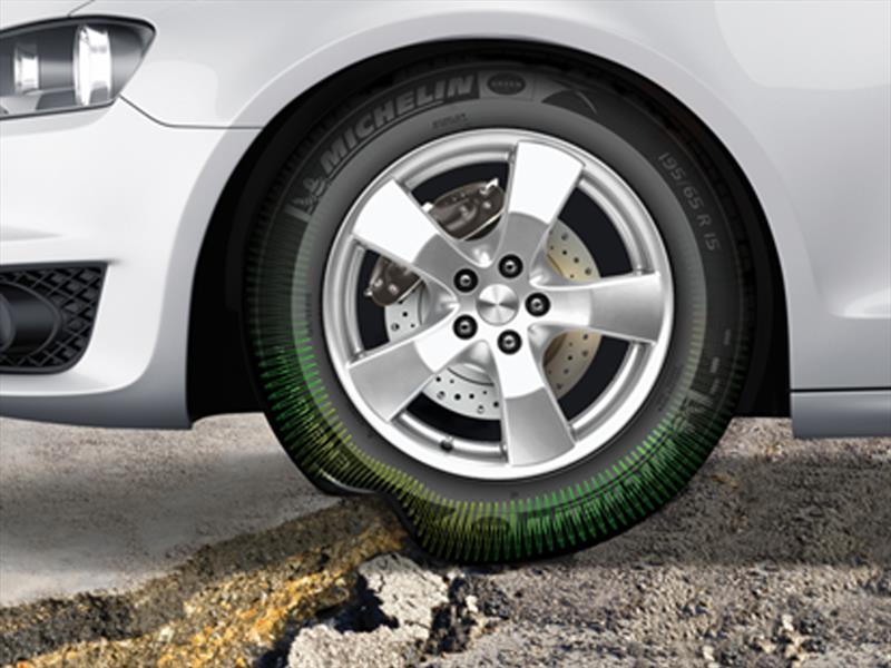 Michelin Energy XM2, la llanta diseñada para resistir impactos