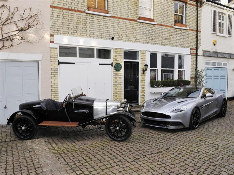 Aston Martin:100 años de velocidad y elegancia