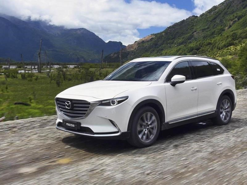 Probando el Mazda CX-9 2017