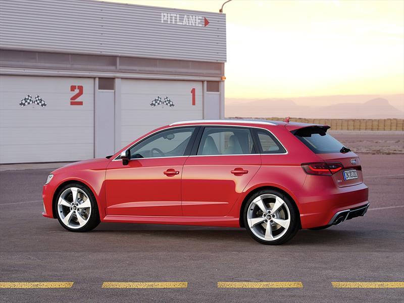 Audi RS 3 Sportback, el nuevo Rey de los Hot Hatch