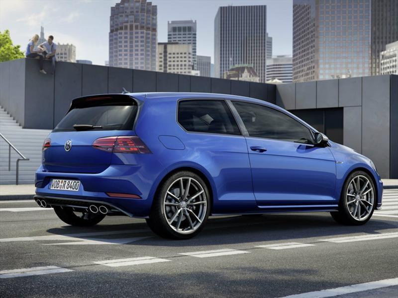 Volkswagen Golf R 2017 se presenta