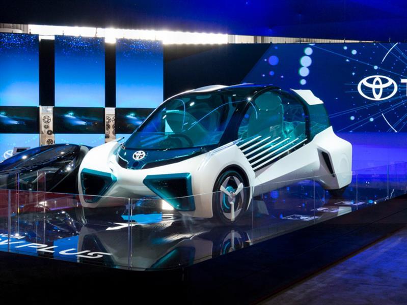 Toyota Presenta Innovaciones Tecnol 243 Gicas En El Ces 2016