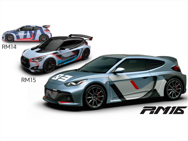 Hyundai RM16 N Concept: Más que un deportivo conceptual