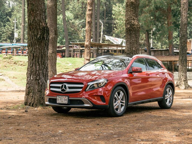 Mercedes Benz Gla 2015 A Prueba Autocosmos Com