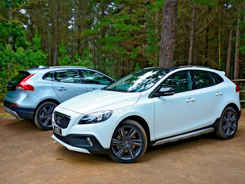 opiniones volvo v40 cross country forocoches. Black Bedroom Furniture Sets. Home Design Ideas
