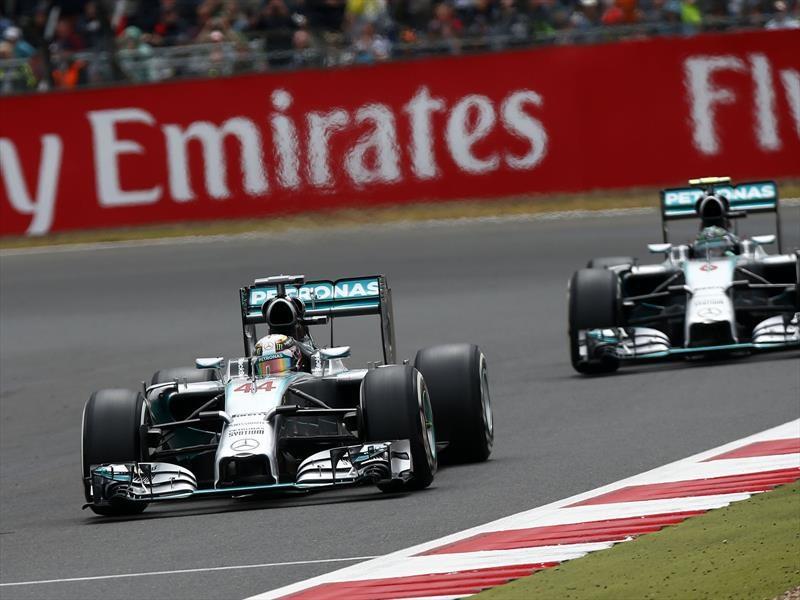 F1 2017, GP de Gran Bretaña: Hamilton triunfa en casa