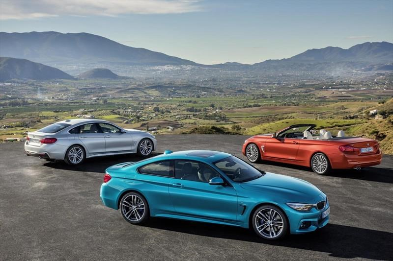 BMW Serie 4 2018 llega a México desde $659,900 pesos