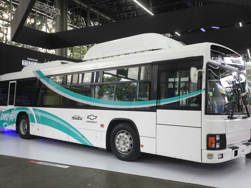 Chevrolet Erga, futuro del transporte masivo