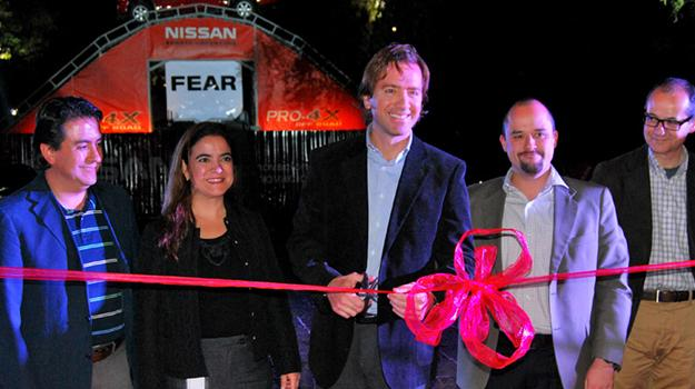 Inicia la gira Nissan Sports Adventure Weekend