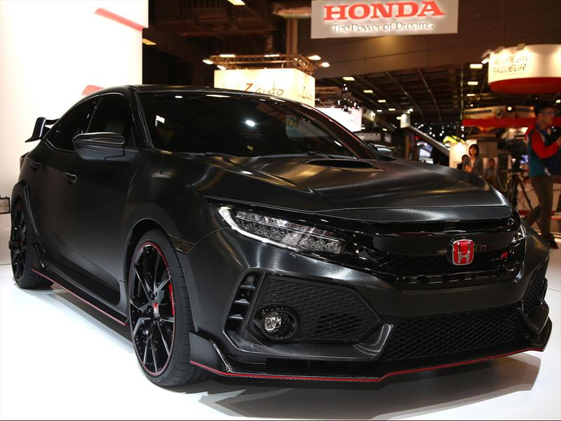 Honda Civic Type R Protoype, la supremacía del hot hatch