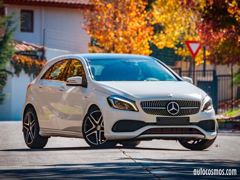 Probando el Mercedes-Benz Clase A 2017