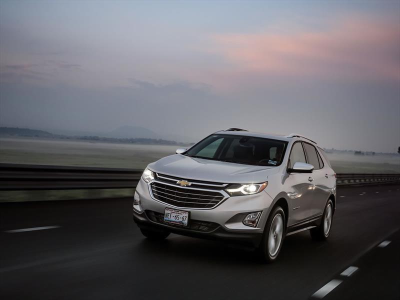 Antes de que llegue a Colombia, probamos la Chevrolet Equinox 2018