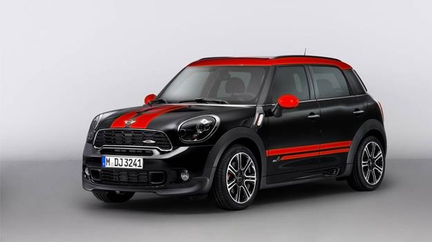 MINI Countryman John Cooper Works 2013 debuta en Ginebra